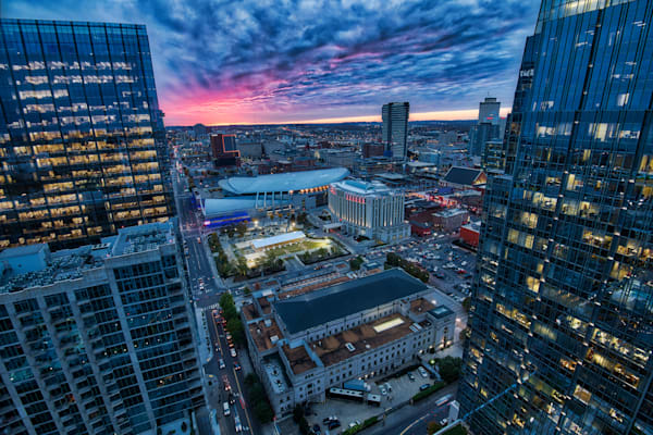 A View From The Top A Art | Nashville Noted Photography