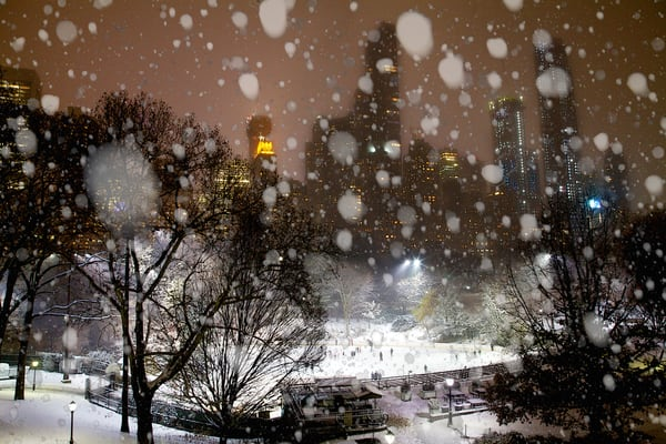 Snowy Central Park | Winter Landscape Photography - Art By Smiths