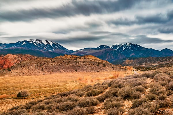 Spanish Valley Utah landscape photography