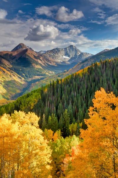 Beautiful Colorado Mountains Nature Wall Art Prints | Robbie George