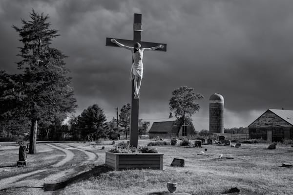 Cemetery   South Dakota Photography Art | Namaste Photography
