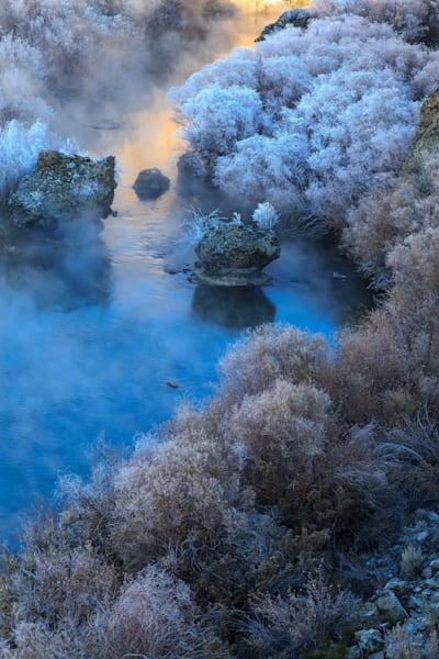 hot creek mammoth california