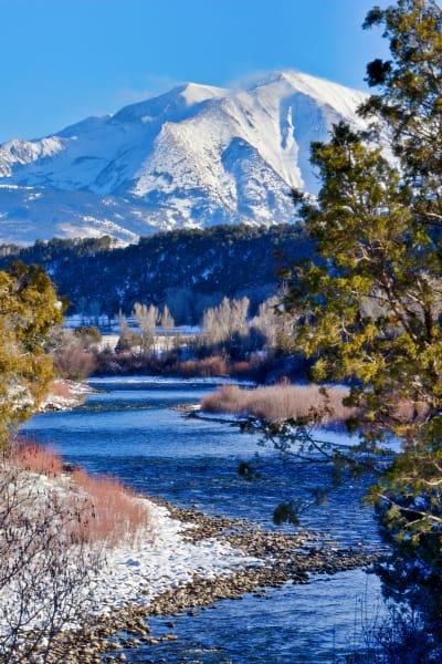 Colorado Mountains Nature Wall Art Prints | Robbie George