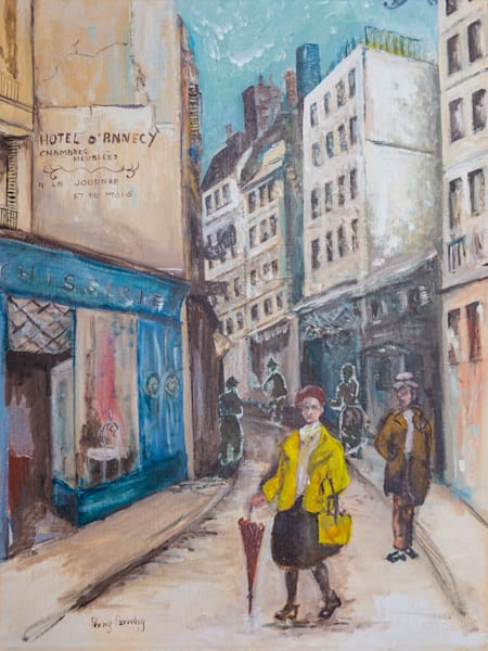 Penny Parmley - Street View #1