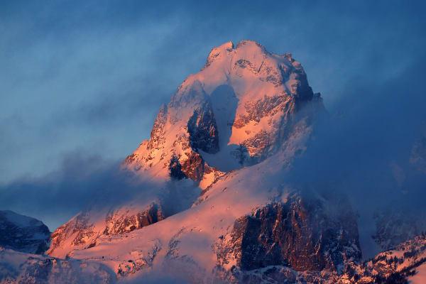 Teton Mountain Range Nature Photography Prints | Robbie George