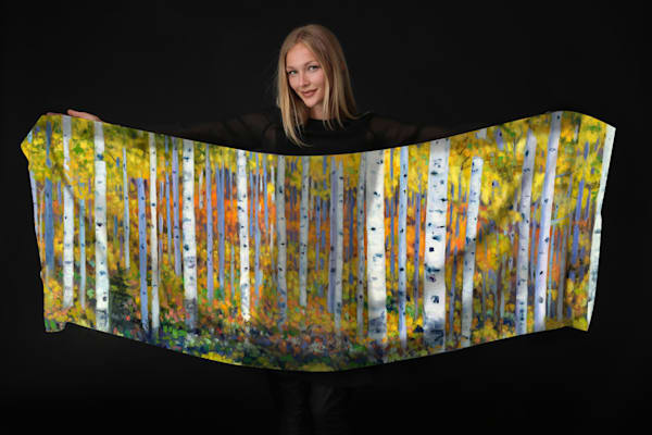 Aspens Glow | Timmer Gallery | Brian Timmer Art