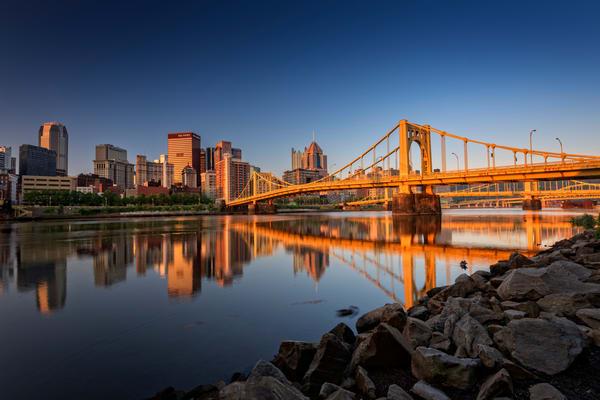 The Andy Warhol Bridge