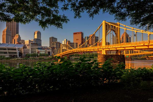 Rachel Carson Bridge by Rick Berk