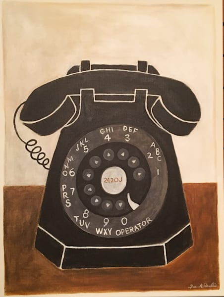 Phone Home Art | Fountainhead Gallery