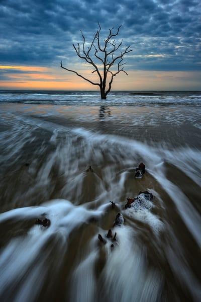 Dawn on the Carolina Coast by Rick Berk