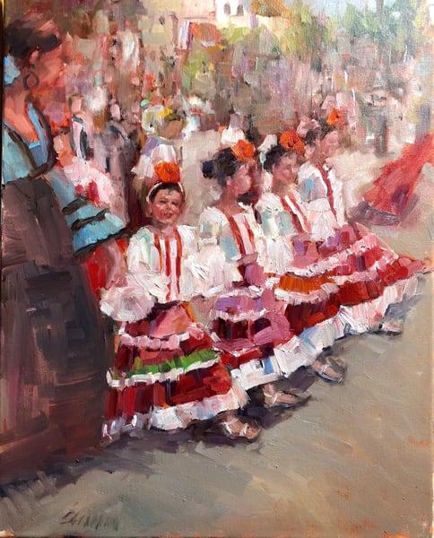 Festival in Santa Barbara