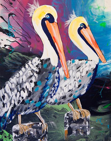 Dos Carolinas 11x14 Art   HFA print gallery