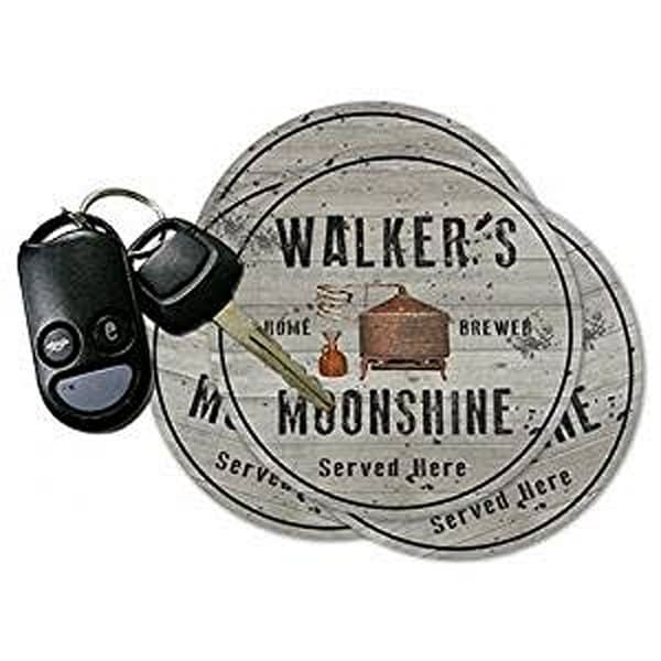 Moonshine Coasters | J Edgar Cool