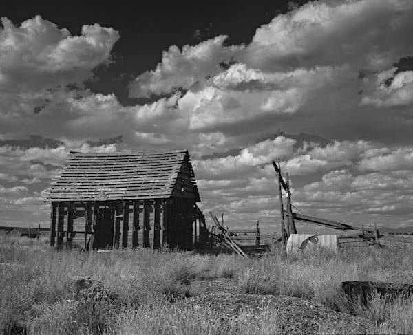 Abandoned Farmstead   Utah Photography Art | Namaste Photography