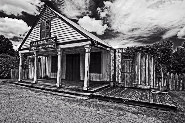 J.A. Bartel Store photography