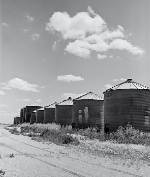 Road To Nowhere   North Dakota Photography Art | Namaste Photography
