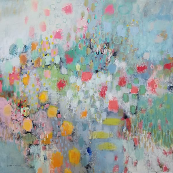 Pursuit Of Happiness Art | Betty Krause Art