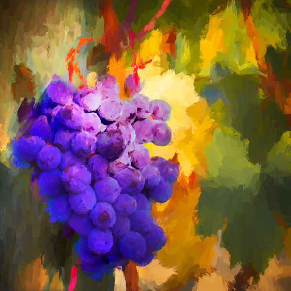 Impressionist Style Digital Creations