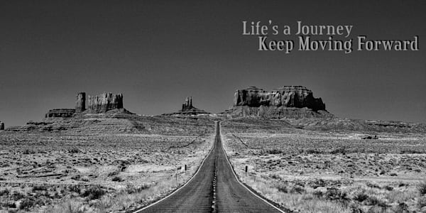 Life s A Journey