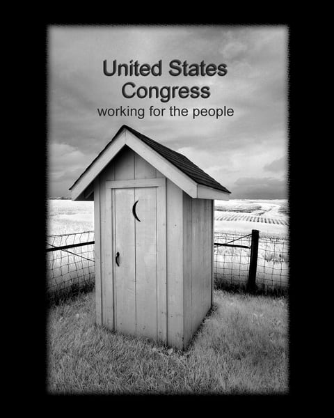 United States Congress...working for the people