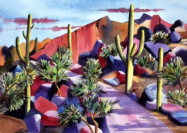 Boulder City by Diana Madaras Tucson, AZ
