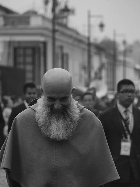 Franciscan Monk- Antigua