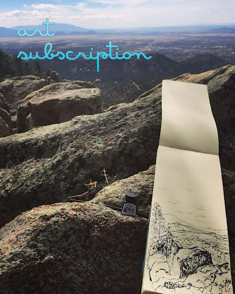 Collector's Art Subscription
