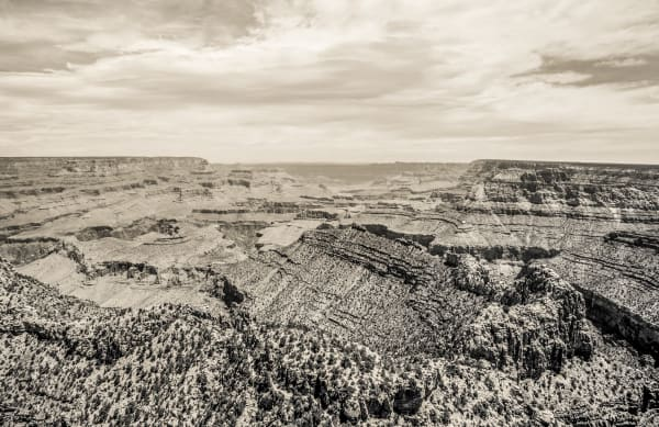 Vintage Grand Canyon: Fine Art Photography by Shane O'Donnell