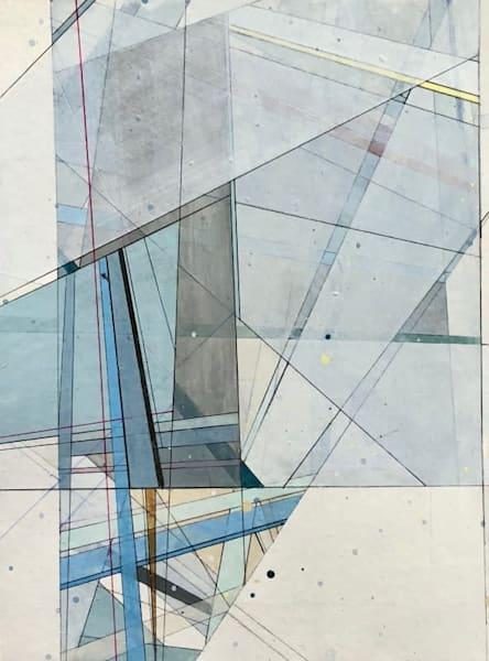 Untitled On Paper #1 Art   Romanova Art