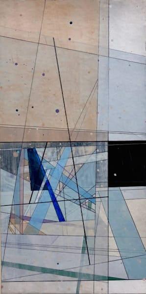 Untitled On Paper #4 Art   Romanova Art
