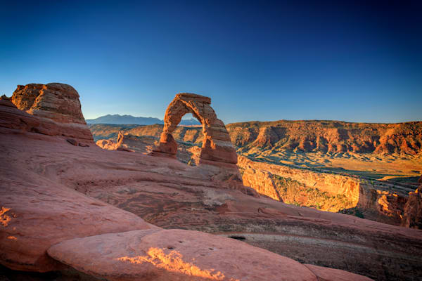 Delicate Arch by Rick Berk