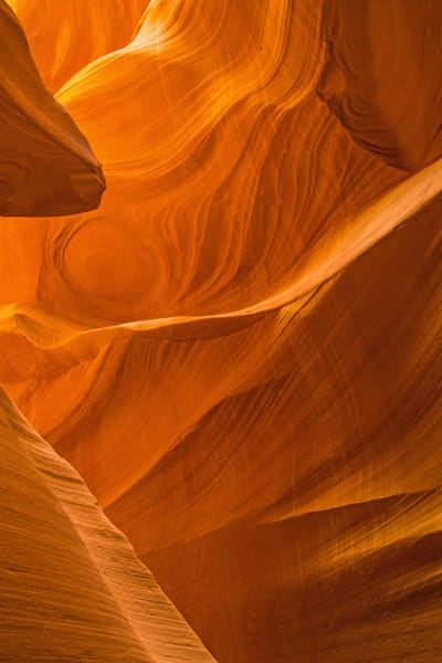 Antelope Canyon Textures Fine Art Photography by Todd Breitling