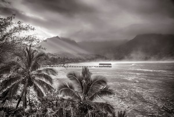 """Stormy Bay """