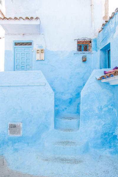 Chefchaouen:  Travel photography by Shane O'Donnell
