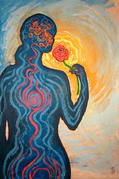 Process Paintings