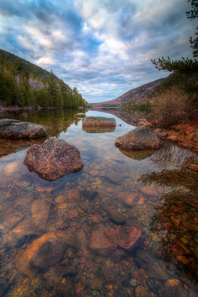 Bubble Pond   Acadia National Park Photography Art | Will Nourse Photography