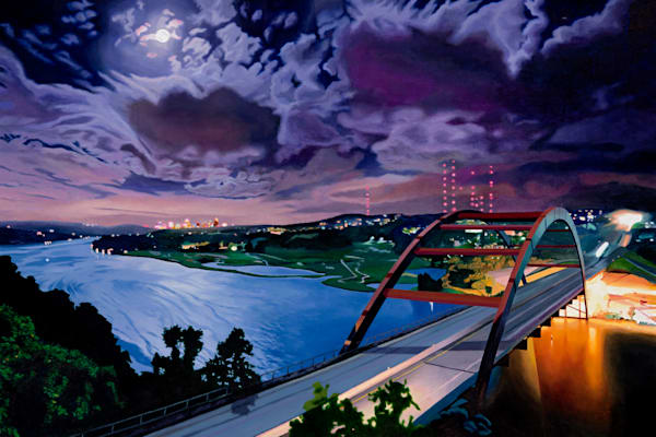 360 Bridge, Austin Art, The Art of Max Voss-Nester