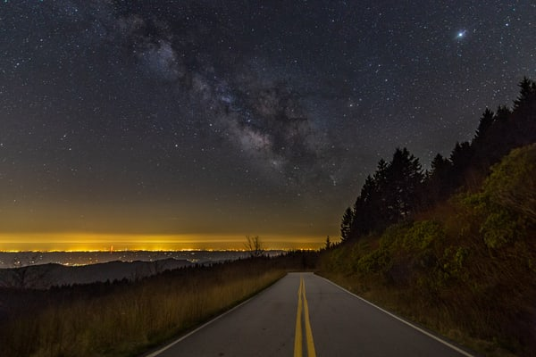 Road To The Stars Photography Art | Will Nourse Photography