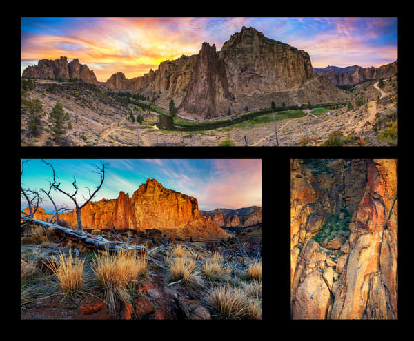 Smith Rock Trio Collection (191009CSRSPND8)
