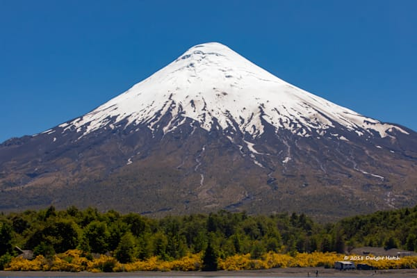 Chile, Petrohue Rapids, Emerald Lake Cruise & Chilean Countryside
