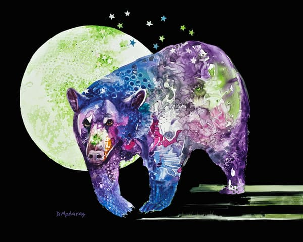 Bear Down Art | Madaras Gallery