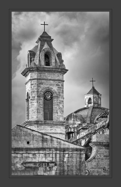 Church Of Immaculate Conception Border Art | Jesse McLaughlin Photography