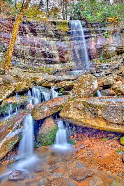 Rainbow Falls Photography Art | Zakem Art LLC