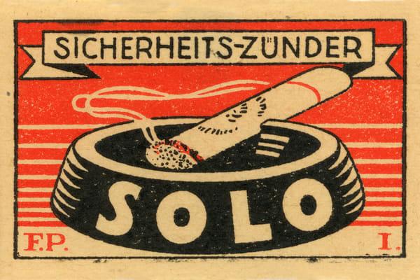 Solo:  Fine Art Prints Available