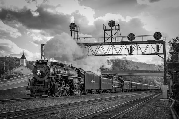 Summerhill Steam Art | Brandon Hirt Photo