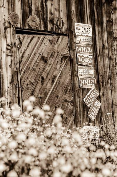 Colorado Barn Art   Brandon Hirt Photo
