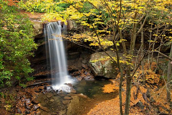 Ohiopyle Autumn Art | Brandon Hirt Photo
