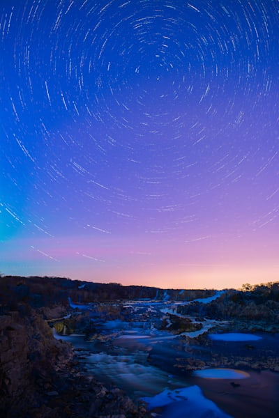 Great Falls Stars Art | Brandon Hirt Photo