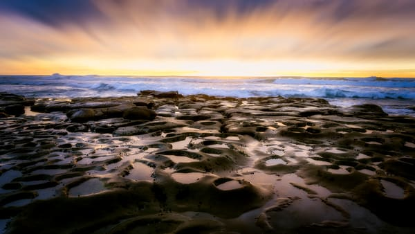 Tide Pools Photography Art | James Patrick Pommerening Photography