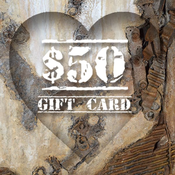 Valentines Gift Card $50